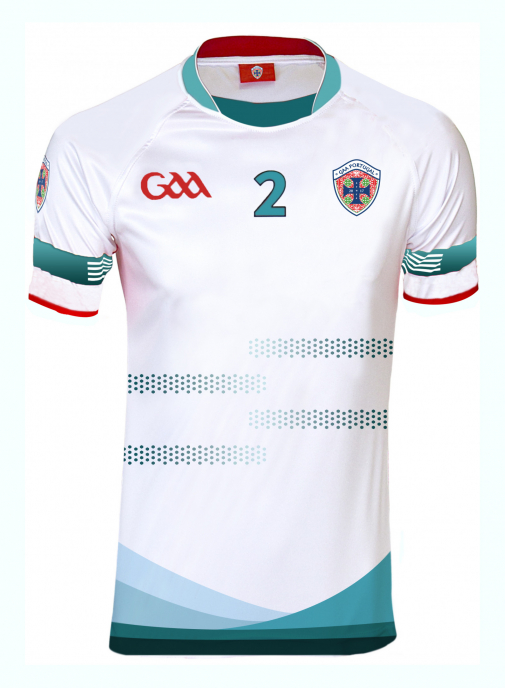 GAA Portugal Men's White Kit
