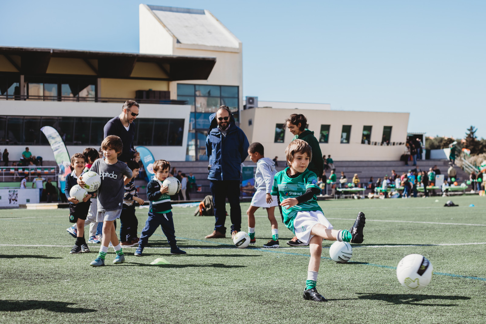 Kids Training Sessions